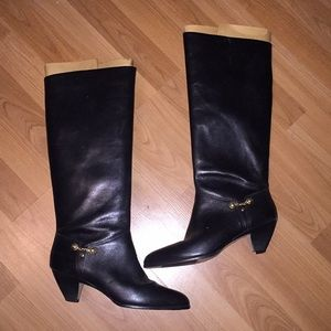 Vintage 🎉Etienne aigner tall boots